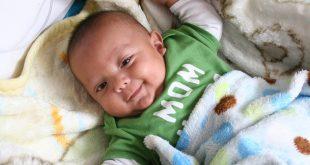 Baby 7 maanden slapen